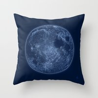 Dark Side Of The Moon - … Throw Pillow