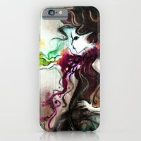 iPhone & iPod Case featuring Phoenix 1 by Dnzsea