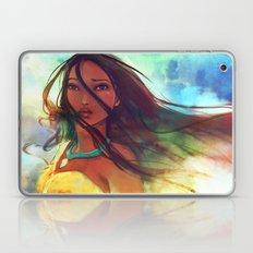 The Wind... Laptop & iPad Skin