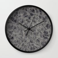 Lover's Knot Wall Clock