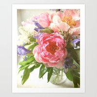 Spring in Bloom Art Print