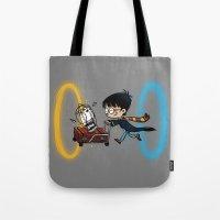 Harry Portal Tote Bag