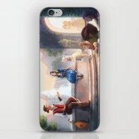 The Storyteller iPhone & iPod Skin