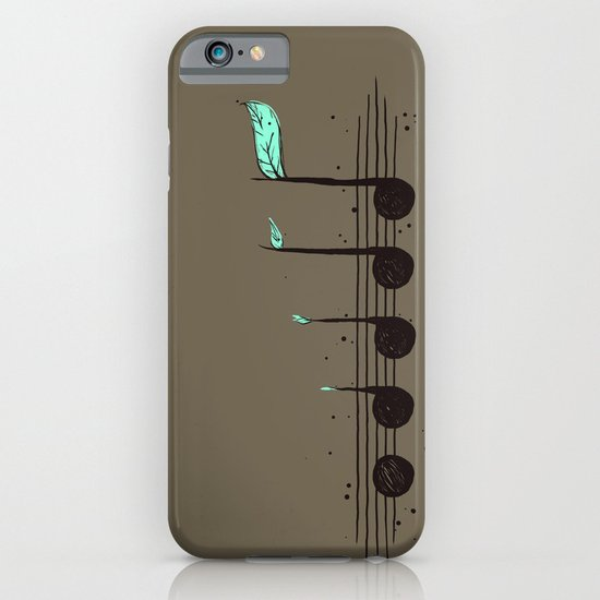 Biosphere Orchestra iPhone & iPod Case