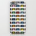 80 Rainbow Tapes iPhone & iPod Case