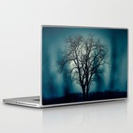 Laptop & iPad Skin featuring The Haunting by StayWild