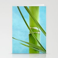 WELLNESS BAMBOO Stationery Cards