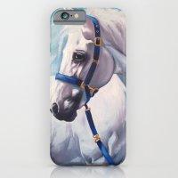 iPhone & iPod Case featuring Horse by Slaveika Aladjova