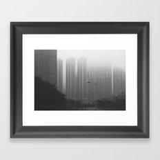 LOHAS park, Hong Kong Framed Art Print