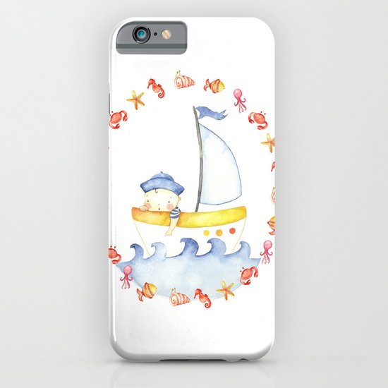Baby sailor iPhone & iPod Case
