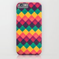 Happy Day Pattern iPhone 6 Slim Case