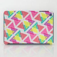 Let's Celebrate The Triangle iPad Case