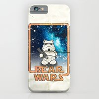Bear Wars Vintage - Bear Trooper iPhone 6 Slim Case