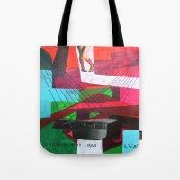 Ceci N´est Pas Un Colla… Tote Bag
