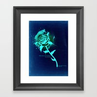 Romance Framed Art Print