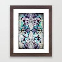 XLOVA5 Framed Art Print
