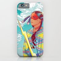 Thunder Woman iPhone 6 Slim Case