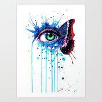 -Fragile Soul- Art Print