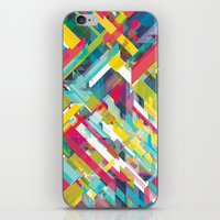Overstrung iPhone & iPod Skin