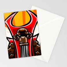 Winged Primate  Stationery Cards