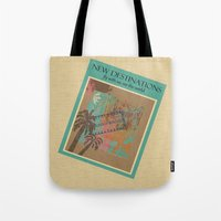 Come Fly With Me 2 Tote Bag