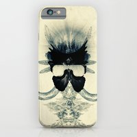 iPhone & iPod Case featuring A black angel from Aksoum by gwenola de muralt