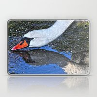 Stretch For A Drink Laptop & iPad Skin