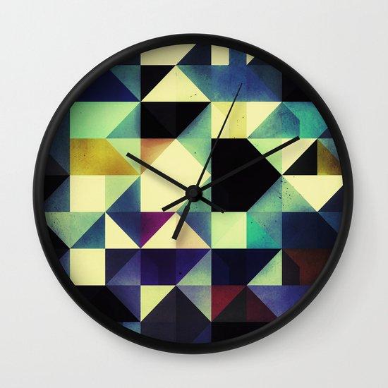 no rylyf Wall Clock