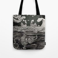 Jupiter's Guide For Subm… Tote Bag