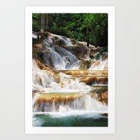 Refreshing Nature II Art Print