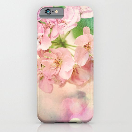 Candy Pink, Lime Green, Vanilla Cream iPhone & iPod Case