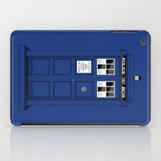 Shadow of the Tardis iPad Case