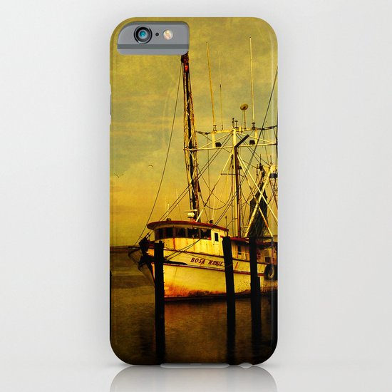 Rosa Marie is back in the Harbor iPhone & iPod Case