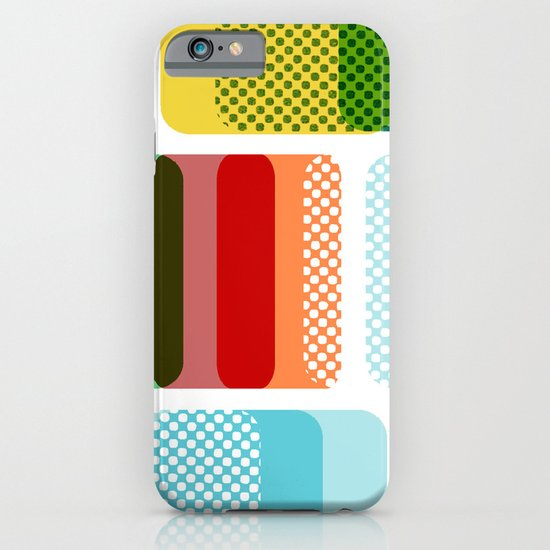 Layered Squares no.2 iPhone & iPod Case