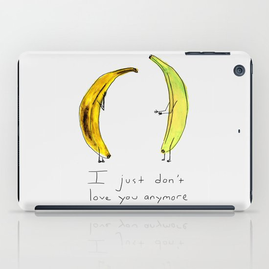 Banana Split iPad Case