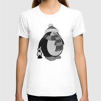 penguin T-shirts featuring Penguin by mangulica