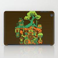 SUBterrian (Make A Wish) iPad Case