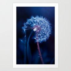 Light In The Sky Art Print