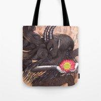 Capricorn, The Ambitious… Tote Bag