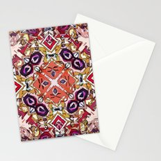Berry Morocco Stationery Cards