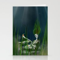 Stone Siren Stationery Cards