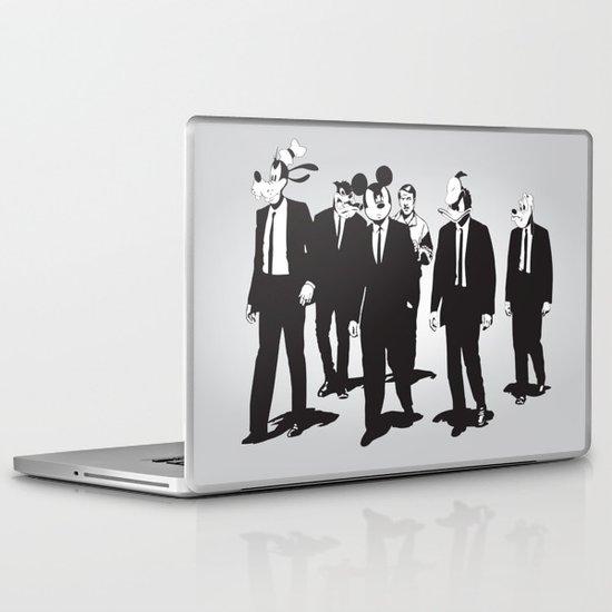 Walt's Protection Crew Laptop & iPad Skin