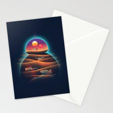 Droid-land Stationery Cards