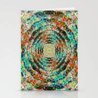 Aura Ocean Stationery Cards