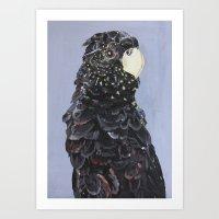 Brave Bird Saves Art Print