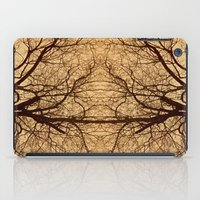 Branches x2 iPad Case