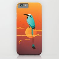 iPhone & iPod Case featuring Oklahoma Bird by HK Chik