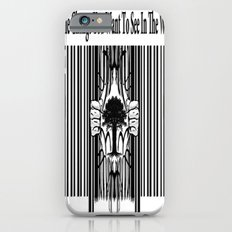 Be The Change.. iPhone 6 Slim Case