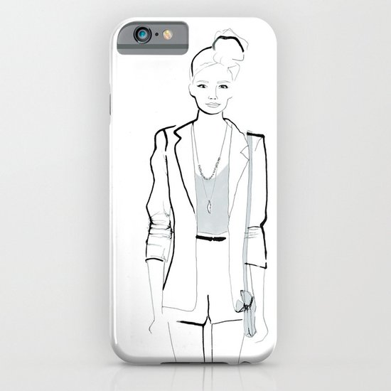 Naiomi iPhone & iPod Case