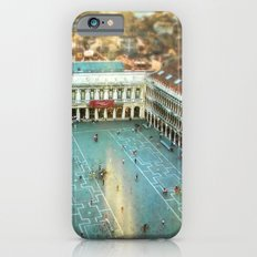 St Marks Square from above iPhone 6 Slim Case